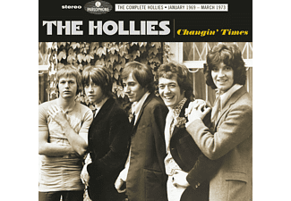 The Hollies - Changin Times - (CD)