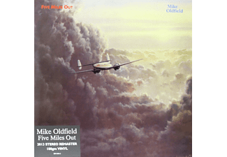 Mike Oldfield - Five Miles Out - (Vinyl)
