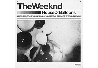 The Weeknd - House Of Balloons - (CD)