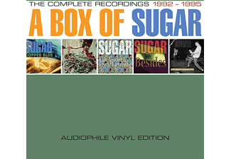 Sugar - A Box Of Sugar [Vinyl]