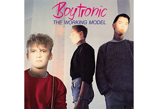 Boytronic - The Working Model (Deluxe Edit - (CD)