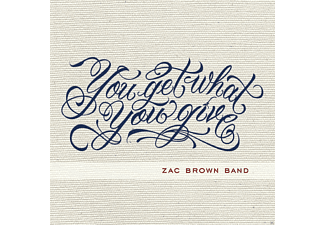 Zac Brown Band - You Get What You Give - (Vinyl)