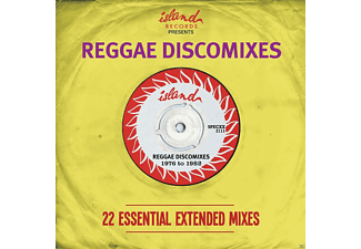 VARIOUS - Island Presents Reggae Discomixes [CD]