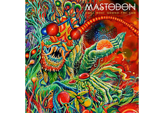 Mastodon - ONCE MORE ROUND THE SUN - (Vinyl)