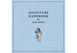 Rob Moir - Adventure Handbook [LP + Bonus-CD]