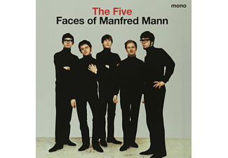 Manfred Mann - The Five Faces Of Manfred Mann - (Vinyl)