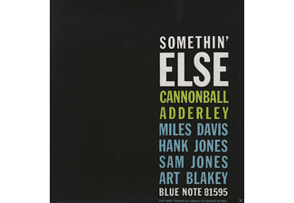 Cannonball Adderley, Miles Davis, Hank Jones, Sam Jones, Art Blakey - Somethin' Else [Vinyl]