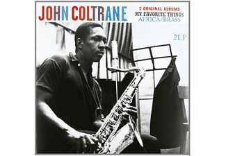 John Coltrane - My Favorite Things+Africa/Brass [Vinyl]