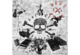 Backyard Babies - Four by four - (CD)