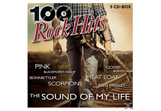Various - 100 Rock Hits - (CD)