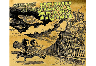 Heavy Trash - Going Way Out With Heavy Trash - (CD)