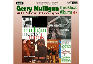 Gerry & All Star Groups Mulligan - Three Classic Albums Plus - (CD)
