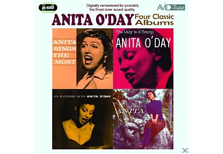 Anita O'Day - Four Classic Albums [UK-Import] - (CD)