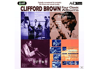Clifford Brown - Brown Clifford: Brown and Roach Inc/jam Session/study in Bro - (CD)