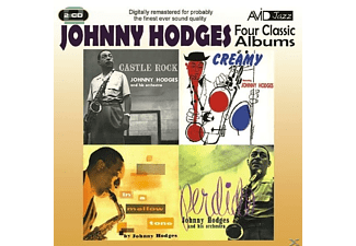 Johnny Hodges - 4 Classic Albums - (CD)