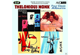 Thelonious Monk - Four Classic Albums - (CD)