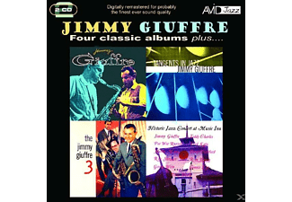Jimmy Giuffre - Four Classic Albums - (CD)