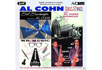 Al Cohn - Four Classic Albums Plus - (CD)