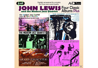 John / Modern Jazz Quartet Lewis - Four Classic Albums Plus (The Modern Jazz Sextet/No Sun In V - (CD)