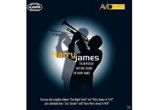 Harry James - In Person & Hi-Fi Sounds Of Harry James - (CD)