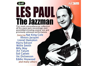 Les Paul - Les Paul The Jazzman - (CD)