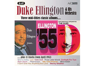 Duke Ellington - Three Mid-fifties Classic Albums... - (CD)