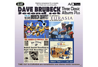 Dave Brubeck - Three Classic Albums Plus - (CD)