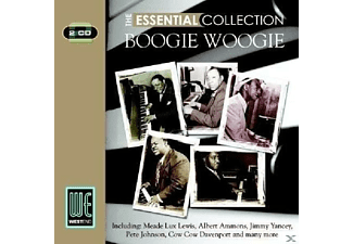 VARIOUS - Essential Collection-Boogie Woogie - (CD)