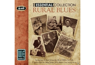 VARIOUS - Essential Collection-Rural Blues - (CD)