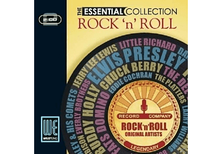 VARIOUS - Essential Collection-Rock'n Roll - (CD)