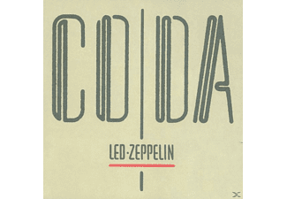 Led Zeppelin - Coda (Reissue) - (Vinyl)