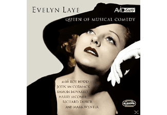 Evelyn Laye - Queen Of Musical - (CD)