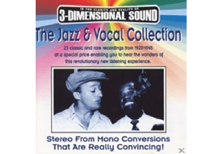 VARIOUS - Jazz Vocal Collection - (CD)