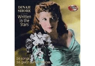 Dinah Shore - Written In The Stars - (CD)