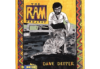 Dave Depper - The Ram Project - (Vinyl)