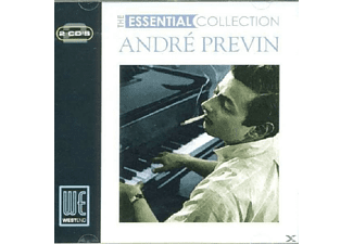 André Previn - Essential Collection [Doppel-cd] - (CD)