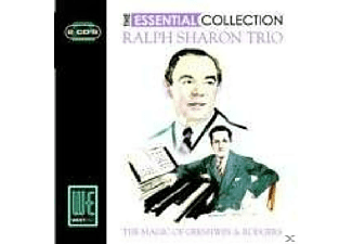 The Ralph Sharon Trio - Essential Collection-Magic Of Gershwin & Rodgers - (CD)