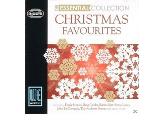 VARIOUS - Essential Collection-Christmas Favourites - (CD)