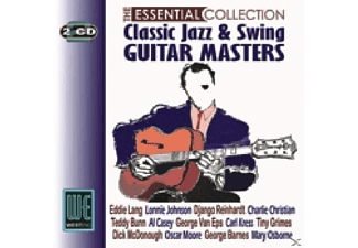 VARIOUS - Essential Collection-Classic Jazz & Swing Guitar - (CD)