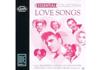 VARIOUS - Essential Collection-Love Songs - (CD)
