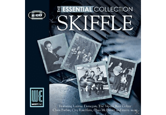 VARIOUS - Essential Collection-Skiffle - (CD)