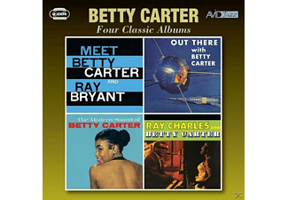 Betty Carter - 4 Classic Albums - (CD)