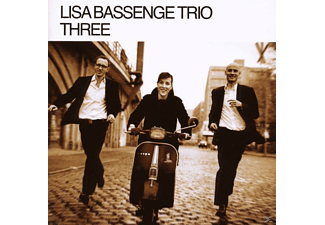 Lisa Trio Bassenge - Three - (CD)