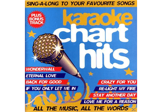VARIOUS - Karaoke Chart Hits - (CD)
