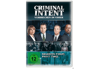 Criminal Intent - Verbrechen im Visier, Staffel 4.2 - (DVD)