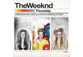 The Weeknd - Thursday - (CD)