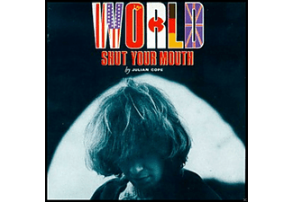 Julian Cope - World Shut Your Mouth [CD]