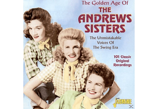The Andrews Sisters - Golden Age Of The Andrews Sisters [CD]
