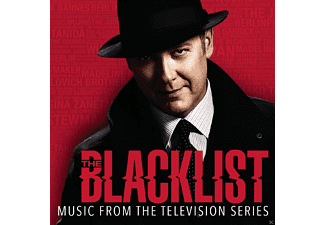 VARIOUS - The Blacklist Soundtrack [CD]