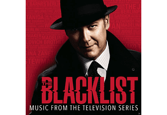 VARIOUS - The Blacklist Soundtrack - (CD)